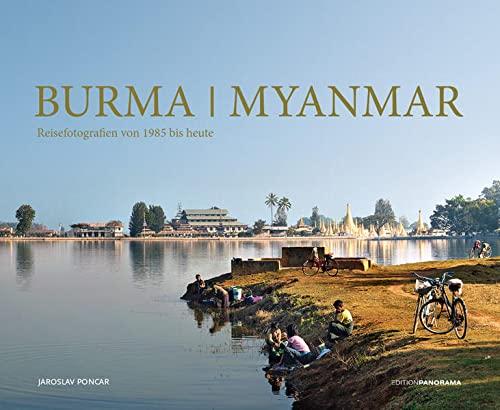 Burma / Myanmar: Reisefotografien von 1985 bis: Jaroslav Poncar, John