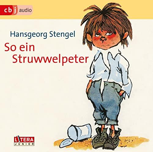 9783898301855: So ein Struwwelpeter. CD