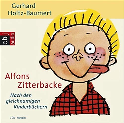 9783898301879: Alfons Zitterbacke. CD