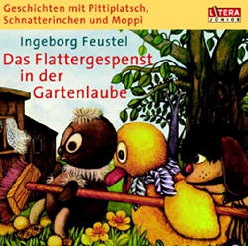 9783898303361: Das Flattergespenst in der Gartenlaube: Hörspiel