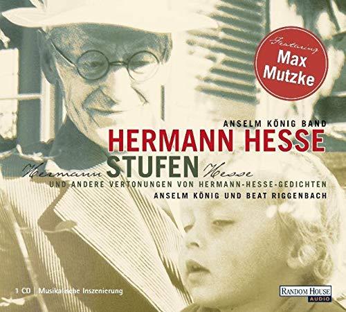 9783898304092: Stufen: Vertonte Gedichte mit Anselm König und Beat Riggenbach feataring Max Mutzke