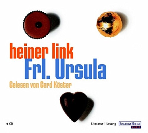 9783898307130: Frl. Ursula, 4 Audio-CDs