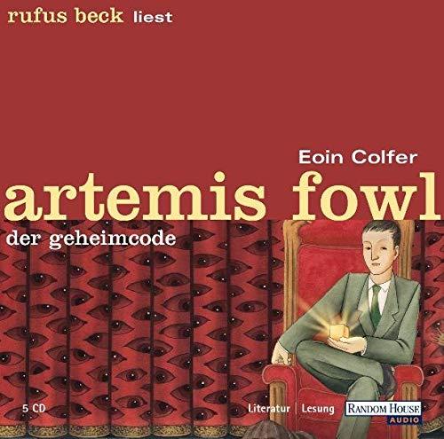 9783898307208: Artemis Fowl - Der Geheimcode
