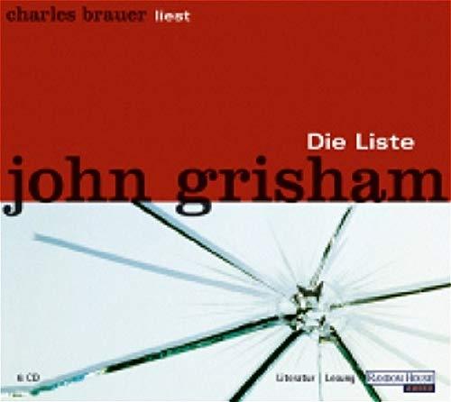 9783898307468: Die Liste. 6 CDs.