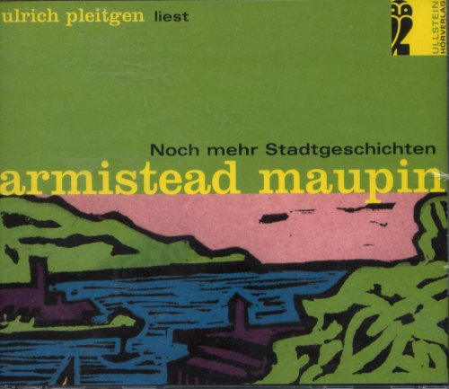 9783898308342: Noch mehr Stadtgeschichten - 9 CDs