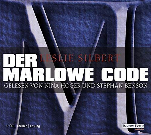 9783898309479: Der Marlowe Code. 6 CDs