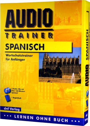 9783898313438: Audio-Trainer Spanisch. 2 CDs.