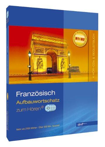 9783898313612: Wortschatztrainer Französisch. Aufbauwortschatz
