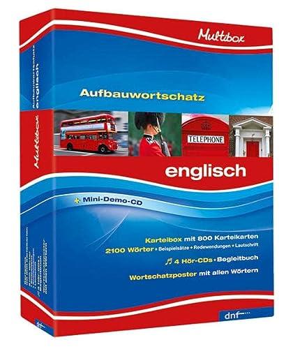 9783898315838: Multibox XXL Aufbauwortschatz XXL, Englisch