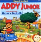 9783898323710: Addy Junior, Audio-CDs, Geschichten über Natur & Technik, 1 Audio-CD