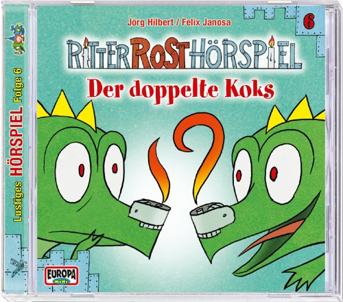 9783898351782: Ritter Rost 06. Der doppelte Koks