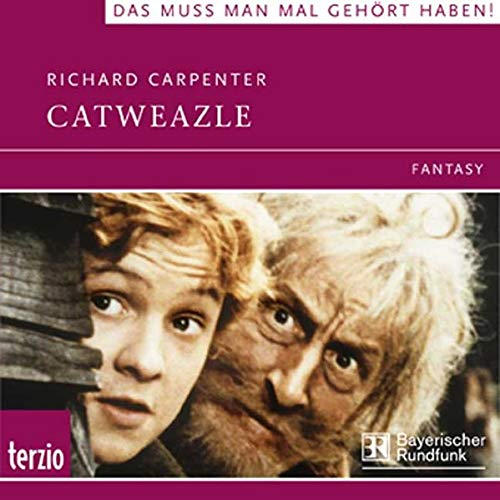 Catweazle. 4 CDs . Hörspiel: Carpenter, Richard, Arndt,