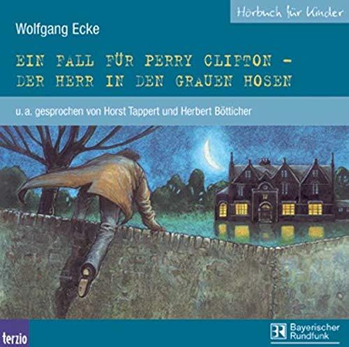 9783898354394: Ein Fall für Perry Clifton: Der Herr in den grauen Hosen