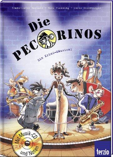 9783898357906: Die Pecorinos