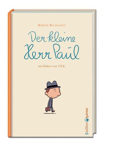 9783898358453: Der kleine Herr Paul (edition quinto)
