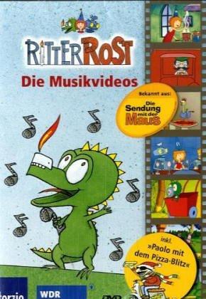 9783898359498: Ritter Rost - Die Musikvideos [Alemania] [DVD]