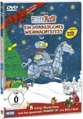 9783898359511: Ritter Rost - Ein vorbildliches Weihnachtsfest [Alemania] [DVD]