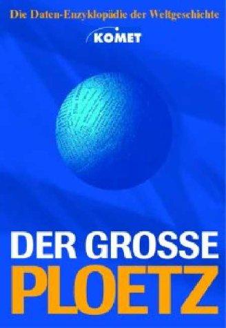 9783898361477: Ploetz. Der große Ploetz. Sonderausgabe.