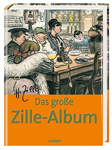 9783898364751: Das Zille-Album