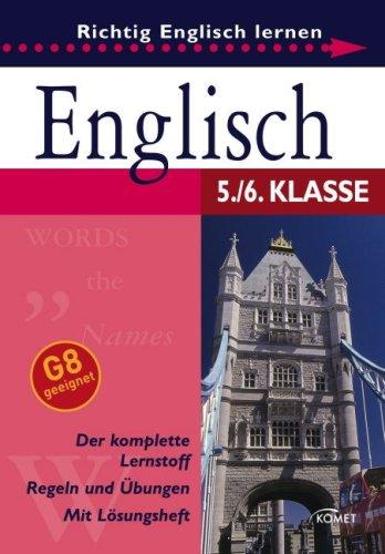 9783898366236: Englisch 5/6. Klasse: Richtig Englisch lernen