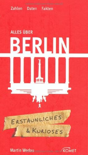 9783898367851: Alles �ber Berlin