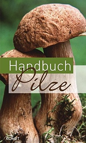 9783898368599: Handbuch Pilze