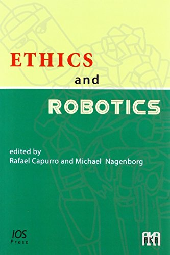 9783898380874: Ethics and Robotics