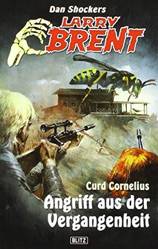 9783898403344: Larry Brent Angriff aus der Vergangenheit