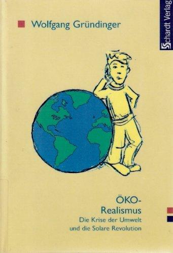 9783898410663: Öko-Realismus.