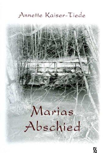 9783898414524: Marias Abschied