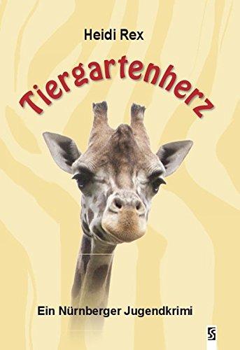 9783898416900: Tiergartenherz: Ein Nürnberger Jugendkrimi