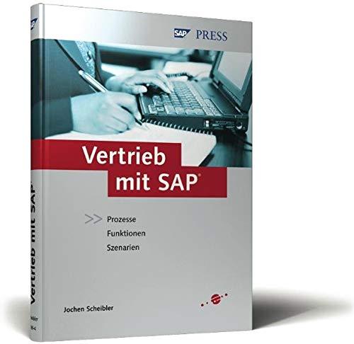 9783898421690: Vertrieb mit SAP.