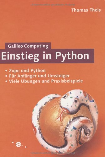 Einstieg in Python: Thomas Theis