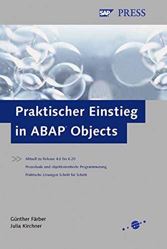 9783898423496: Praktischer Einstieg in ABAP Objects (SAP PRESS)