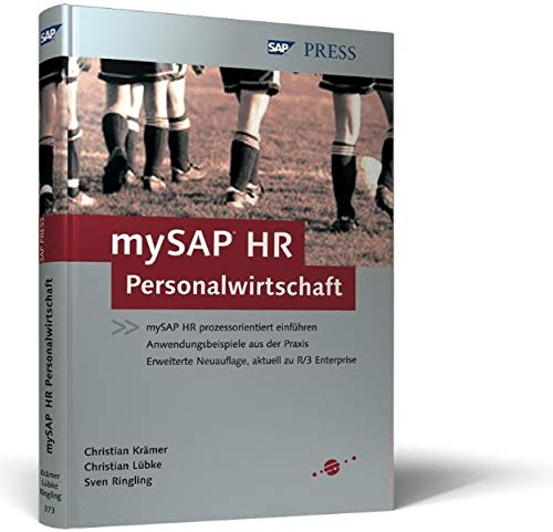 9783898423731: Personalwirtschaft mit mySAP HR - Prozessorientierte Einführung - Rollenbasierte Anwendung (SAP PRESS)