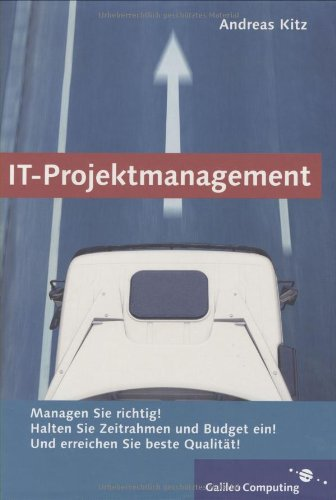 9783898423960: IT-Projektmanagement.