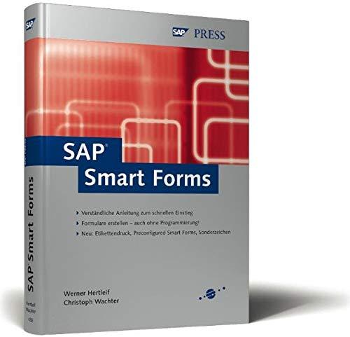 9783898424387: SAP Smart Forms: Formulare komfortabel erstellen