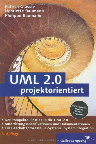 UML 2.0 projektorientiert UML 2 projektorientiert -: Patrick Grässle Henriette