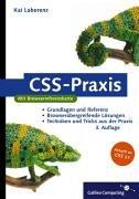 9783898425773: CSS-Praxis