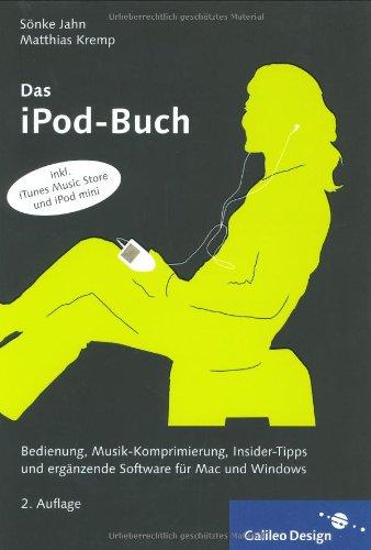 9783898425780: Das iPod-Buch