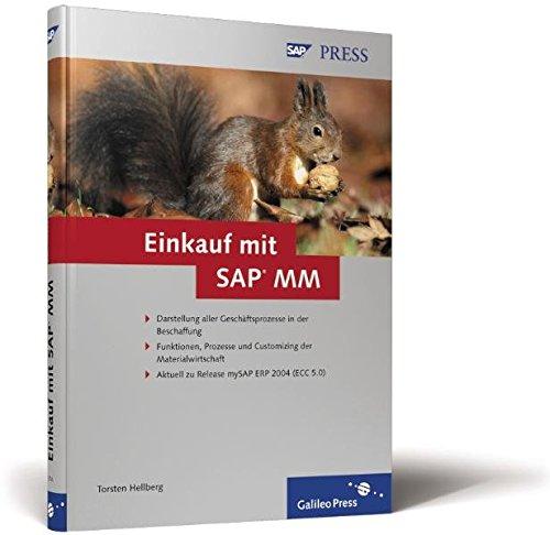 9783898428743: Einkauf mit SAP MM: Prozesse, Funktionen, Customizing