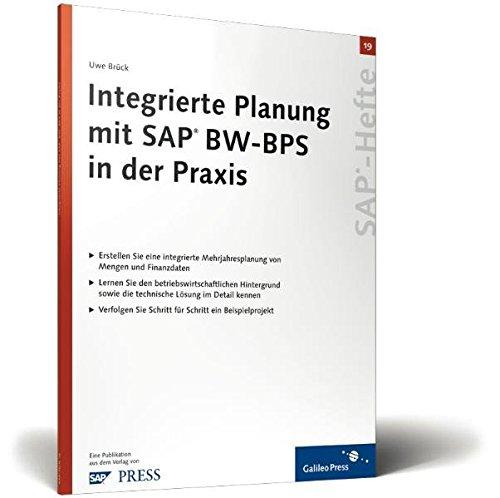 Integrierte Planung mit SAP BW-BPS in der Praxis: SAP-Heft 19 (SAP-Hefte) Brück, Uwe