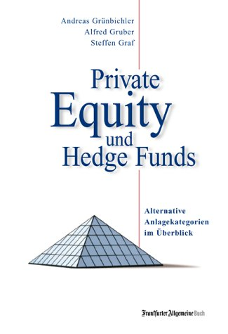 9783898430678: Private Equity und Hedge Funds