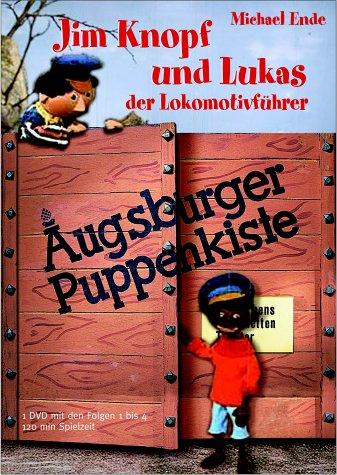 9783898440998: Augsburger Puppenkiste - Jim Knopf und Lukas, der Lokomotivführer