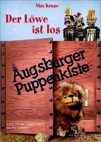 9783898441049: Augsburger Puppenkiste - Der Löwe ist los