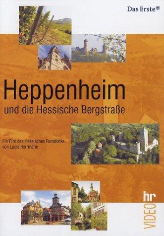 9783898441124: Heppenheim und die Hessische Bergstraße [Alemania] [DVD]