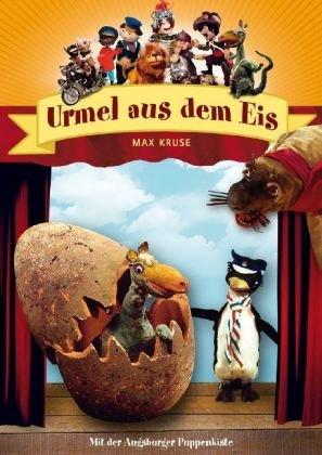 9783898443203: Urmel aus dem Eis, 1 DVD