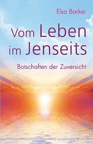 9783898454193: Vom Leben im Jenseits: Botschaften der Zuversicht