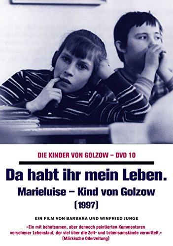 9783898480741: Die Kinder von Golzow 10 - Da habt ihr mein Leben. Marieluise - Kind von Golzow [Alemania] [DVD]