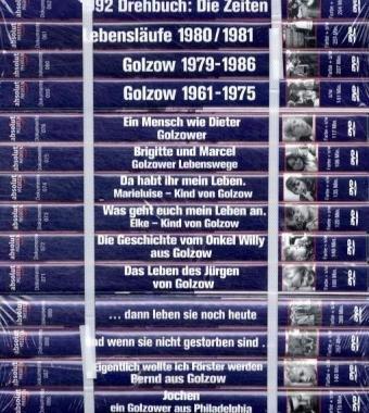9783898480901: Die Kinder von Golzow - Box 1-3 [Alemania] [DVD]